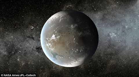 Siêu Trái đất có kích thước bằng Mặt Trời