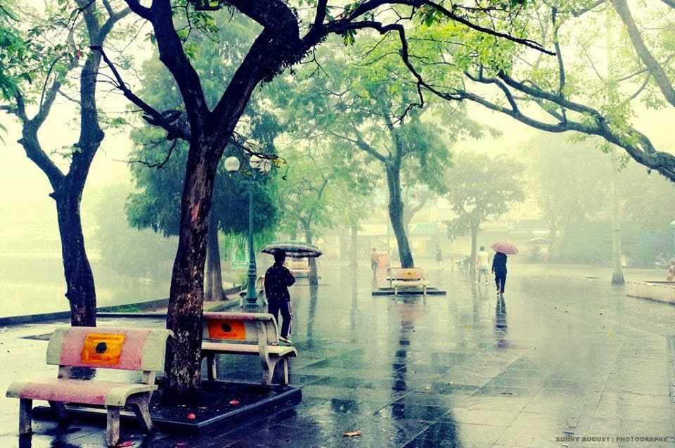 Hà Nội tiếp tục mưa phùn, ẩm ướt - Ảnh minh hoạ (nguồn ảnh: Internet)