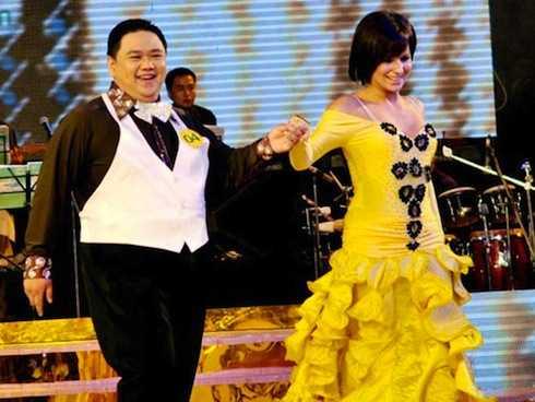 Tham gia Bước nhảy hoàn vũ 2010, Minh Béo được đánh giá cao.