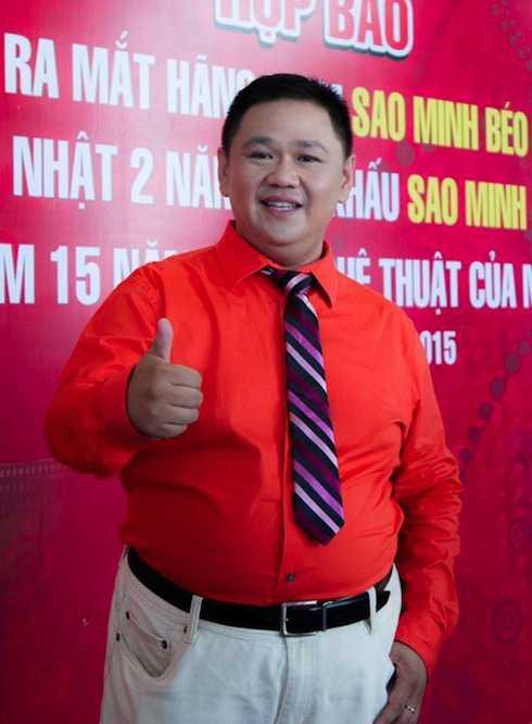 Minh Béo khai trương sân khấu kịch.