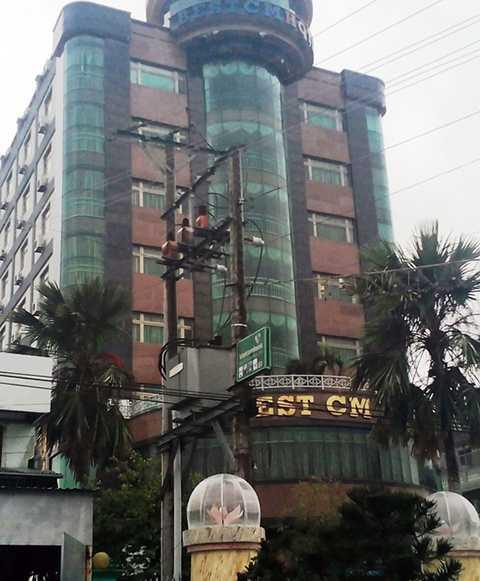 Ông Luận là chủ khách sạn lớn nhất Cà Mau thời điểm phạm tội