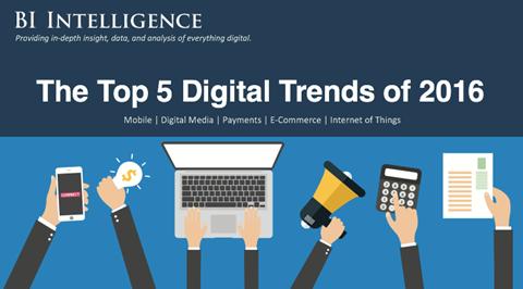 2016 được coi là một năm quan trọng của công nghệ số quốc tế, đặc biệt trong lĩnh vực thanh toán điện tử.