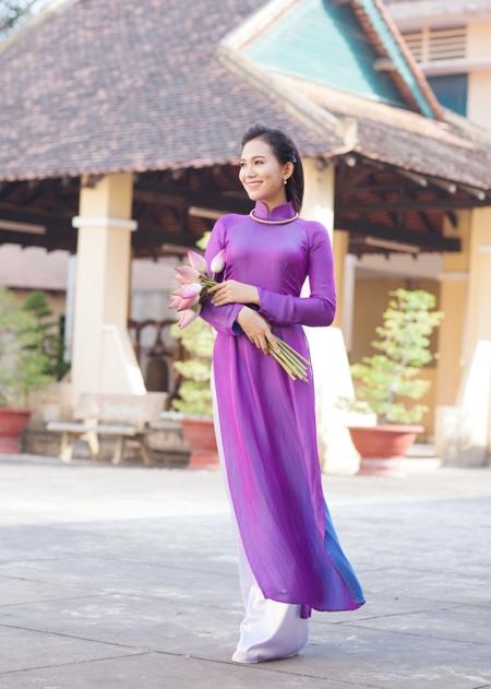 Nguyễn Thùy Trang (SN 1993, cao 1,63m; ĐH Cần Thơ).