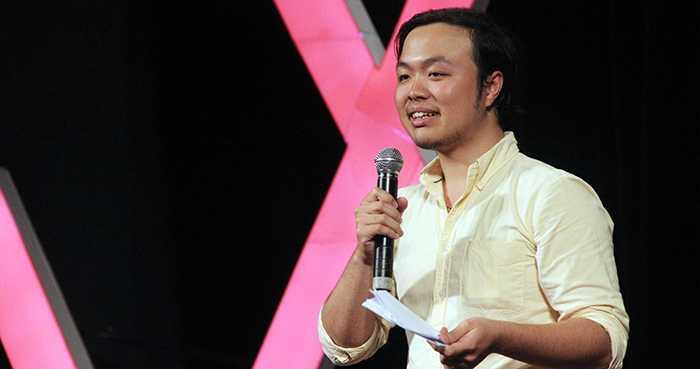 Châu Thanh Vũ (Ảnh: Phạm Thịnh)