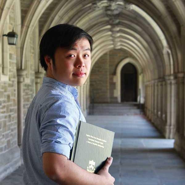 Châu Thanh Vũ, Nghiên cứu sinh tiến sĩ - Đại học Harvard, Mỹ