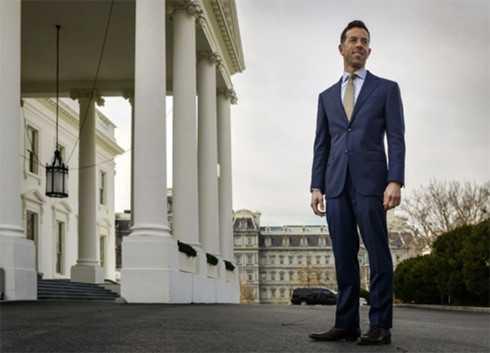 Trợ lý đặc biệt của Tổng thống Mỹ Barack Obama Brian Mosteller