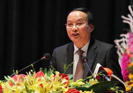 Nguyên Ủy viên Bộ Chính trị Tô Huy Rứa được công nhận là Hiệu trưởng danh dự Trường ĐH Việt Nhật.