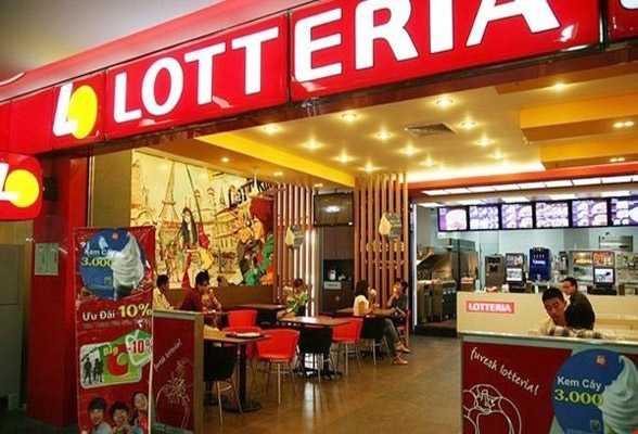 Lotteria sử dụng thực phẩm gây ngộ độc