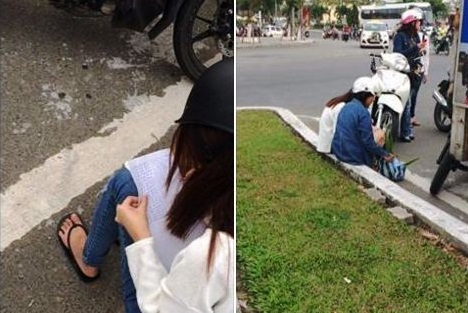 Sau khi được chia sẻ lên mạng xã hội, cách xử phạt lạ của CSGT Đà Nẵng gây bàn tán xôn xao