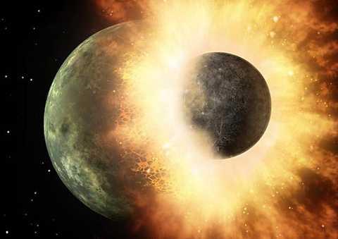 Trong vài tỉ năm tới, có thể các hành tinh trong hệ Mặt Trời sẽ va chạm vào nhau.