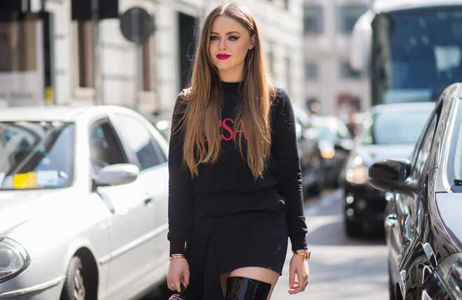Mới đây, Kristina ký hợp đồng 7 con số với thương hiệu L'Oreal Paris.