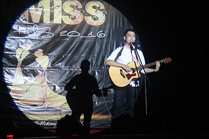 Miss anh Mr HUS 2016