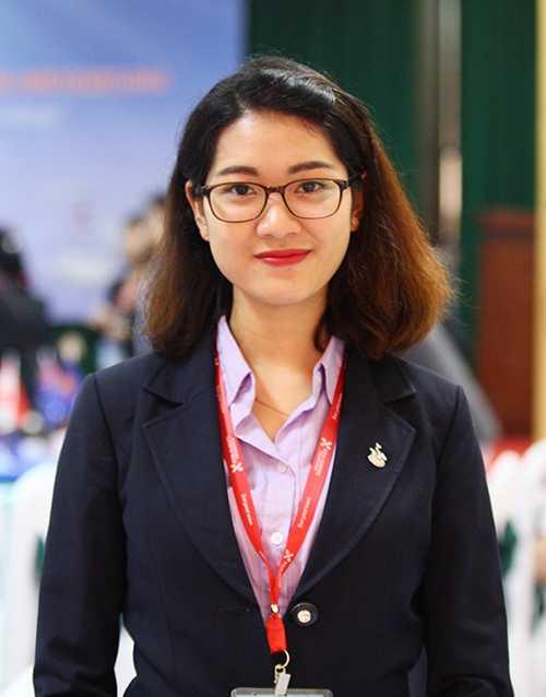 Nữ sinh Lưu Minh Châu