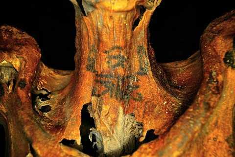 Các nhà khoa học đã phát hiện xác ướp của một người phụ nữ cổ đại