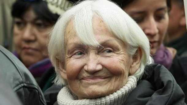Bà Margot Honecker, nguyên Bộ trưởng Bộ Giáo dục CHDC Đức