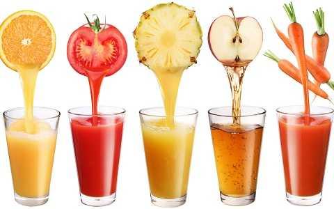 Nhiều người thường uống sinh tố thay hoa quả tươi