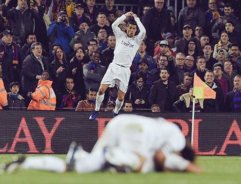 Nhưng Ronaldo kịp thời tỏa sáng