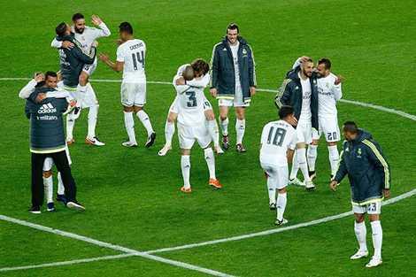 Đó là giành chiến thắng trong trận El Clasico đầu tiên trên cương vị HLV trưởng Real Madrid