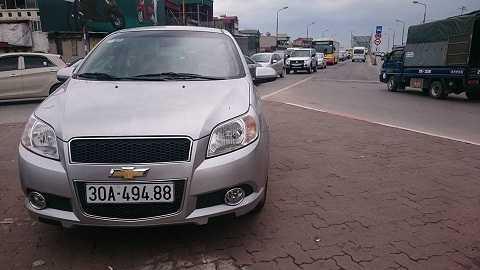 Chiếc <a href='http://vtc.vn/oto-xe-may.31.0.html' >xe ô tô</a> gây tai nạn