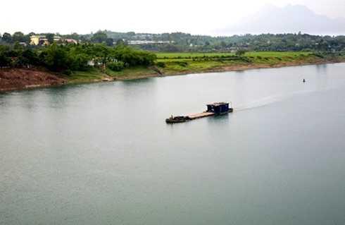 Dự án vận tải thủy và thủy điện trên sông Hồng còn nhiều hệ lụy chưa tính hết. (Ảnh minh họa: Internet)
