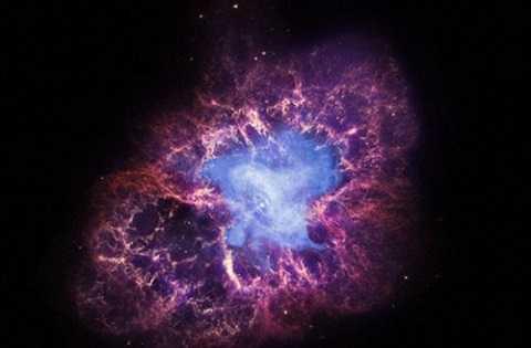 Các nhà khoa học đang tìm lời giải cho siêu tân tinh kỳ bí. (Ảnh Google)
