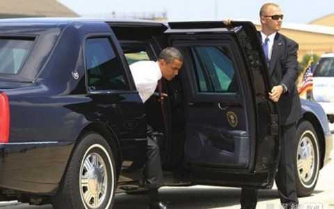 Ông Obama là một trong nhiều vị Tổng thống Mỹ dùng xe Cadillac