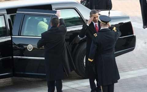 Siêu xe chống đạn của đương kim Tổng thống Mỹ có giá khoảng hơn 1 triệu USD