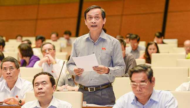 Đại biểu Nguyễn Thanh Phương - TP Cần Thơ