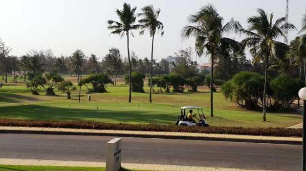 Toàn cảnh sân golf Phan Thiết