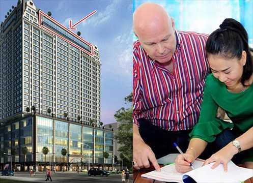 Tháng 1/2015, vợ chồng ca sĩ Thu Minh ký hợp đồng mua 2 căn hộ Penthouse tầng 23 và 24 của dự án với số tiền là 63,2 tỷ đồng.