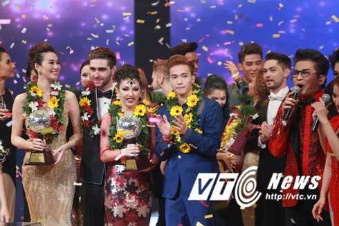 Video full Chung kết Bước nhảy hoàn vũ 2016