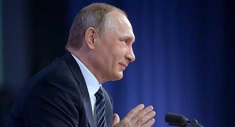 Tổng thống Putin từng nhận mình là người giàu nhất thế giới