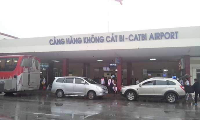 Gần 160 hành khách trên chuyến bay từ TP HCM tới Hải Phòng của hãng hàng không Jetstar sáng 22/4 đã phải di chuyển từ sân bay Nội Bài về Hải Phòng do thời tiết xấu, máy bay không thể hạ cánh (Ảnh minh họa internet)
