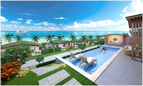 Mövenpick Villas ngày càng được tăng cao giá trị bởi mang thương hiệu quốc tế