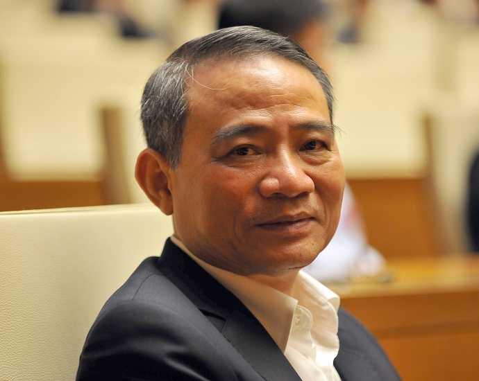 Bộ trưởng Giao thông Vận tải Trương Quang Nghĩa