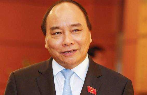 Tân Thủ tướng Nguyễn Xuân Phúc