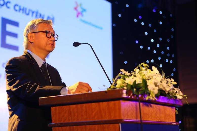 GS-TS Nguyễn Gia Khánh, Phó Chủ tịch Hội Nhi khoa Việt Nam