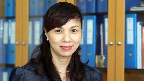 Vụ trưởng Giáo dục Đại học (Bộ GD-ĐT) Nguyễn Thị Kim Phụng