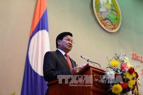 Thủ tướng Lào Thonhloun Sisoulith. Ảnh: THX/TTXVN