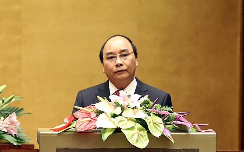 Thủ tướng Nguyễn Xuân Phúc. Ảnh: Internet