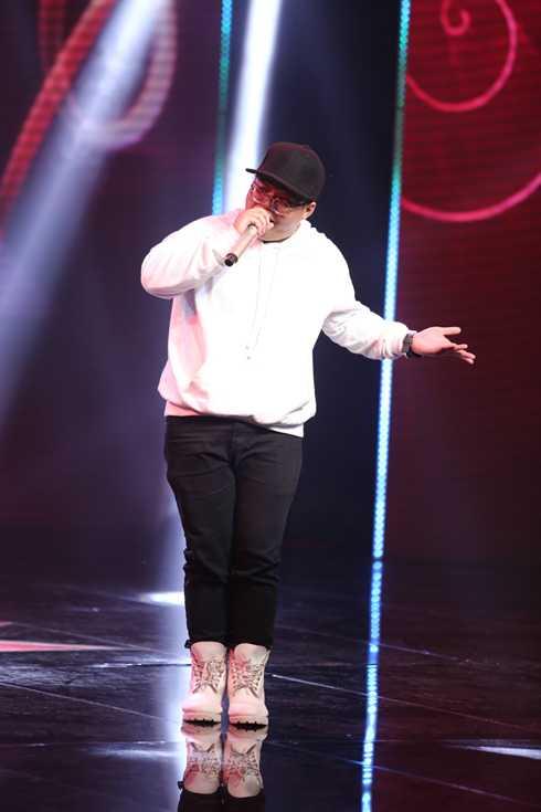 Nhóm Big Dream thể hiện ca khúc có cái tên cực đáng yêu Mập thì đã sao, một sáng tác của Nguyễn Hoàng Quân