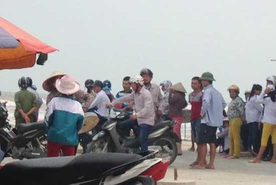 Cả 3 thi thể học sinh mất tích trên biển Hải Lý đã được tìm thấy.