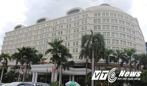 Khách sạn Park Hyatt Sài Gòn cũng là một chỗ nghỉ chân rất lý tưởng cho Tổng thống Obama