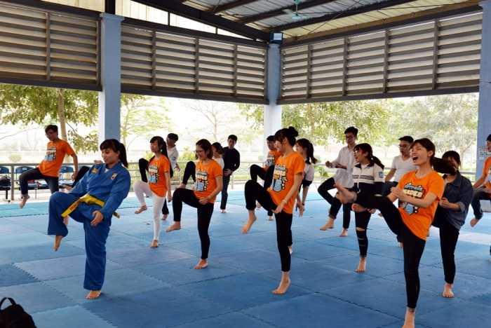 Chuyến tham quan đặc biệt của học sinh Bắc Ninh tại Đại học FPT