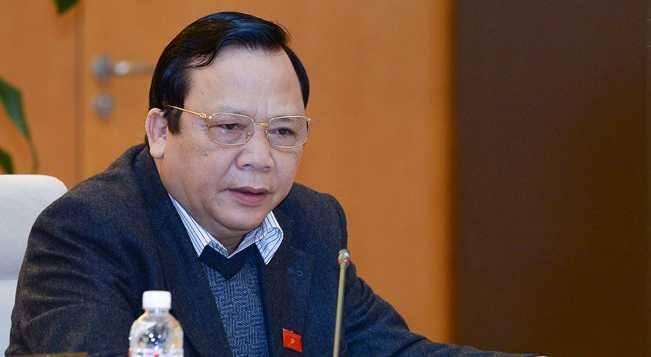 Phó Chủ tịch Quốc hội Huỳnh Ngọc Sơn