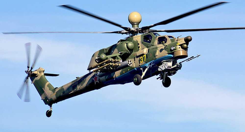 Trực thăng Mi-28N Havoc của Nga