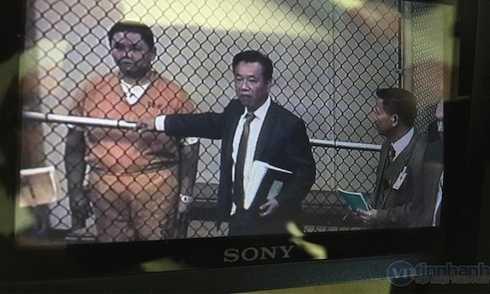 Minh Béo chối tội.