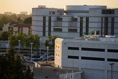 Nhà tù trung tâm ở California.