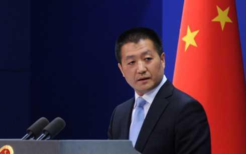 Người phát ngôn Bộ Ngoại giao Trung Quốc Lục Khảng