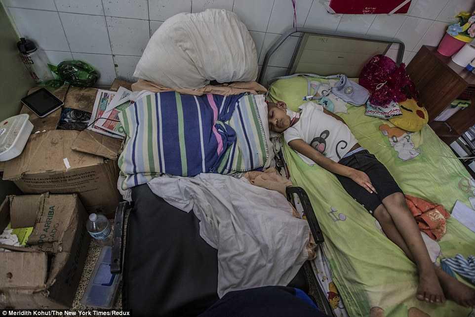 Bệnh nhân không có giường để nằm
